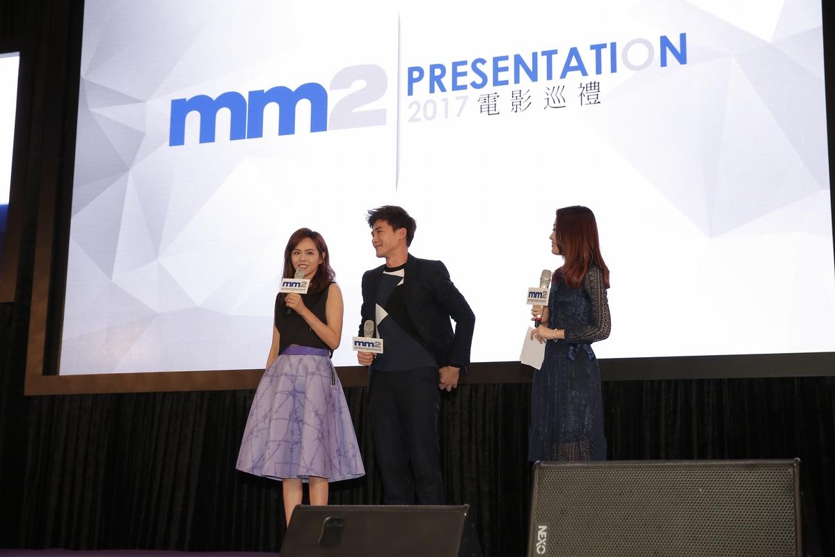 賴雅妍是元介亮相香港影視節