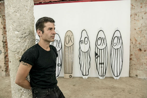 塗鴉大神最親民的聯名系列!UNIQLO 攜手重磅級塗鴉藝術家Futura與André Saraiva推出全新聯名UT