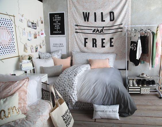 不用羨慕別人!用這五招打造專屬溫馨小房間,溶化疲憊身心靈