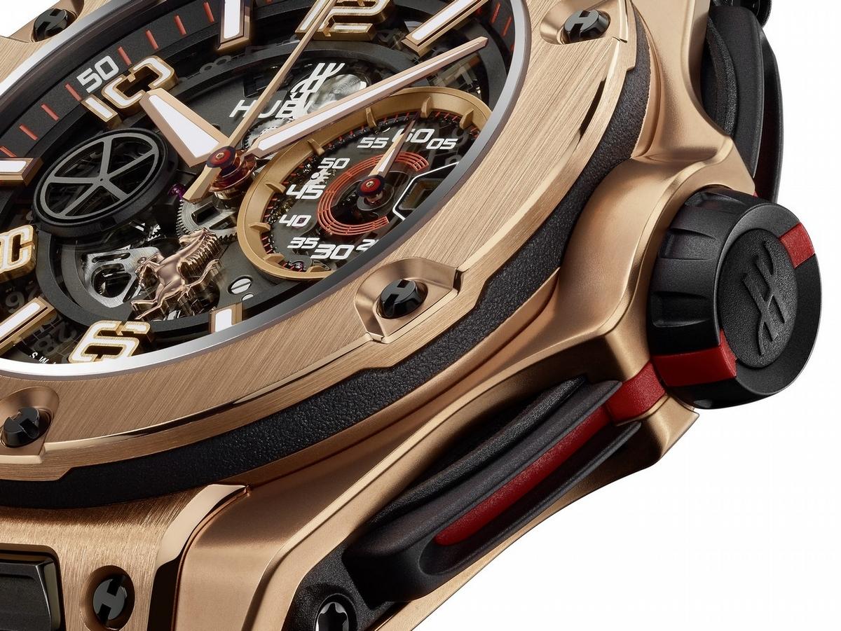 計時碼錶冶金術