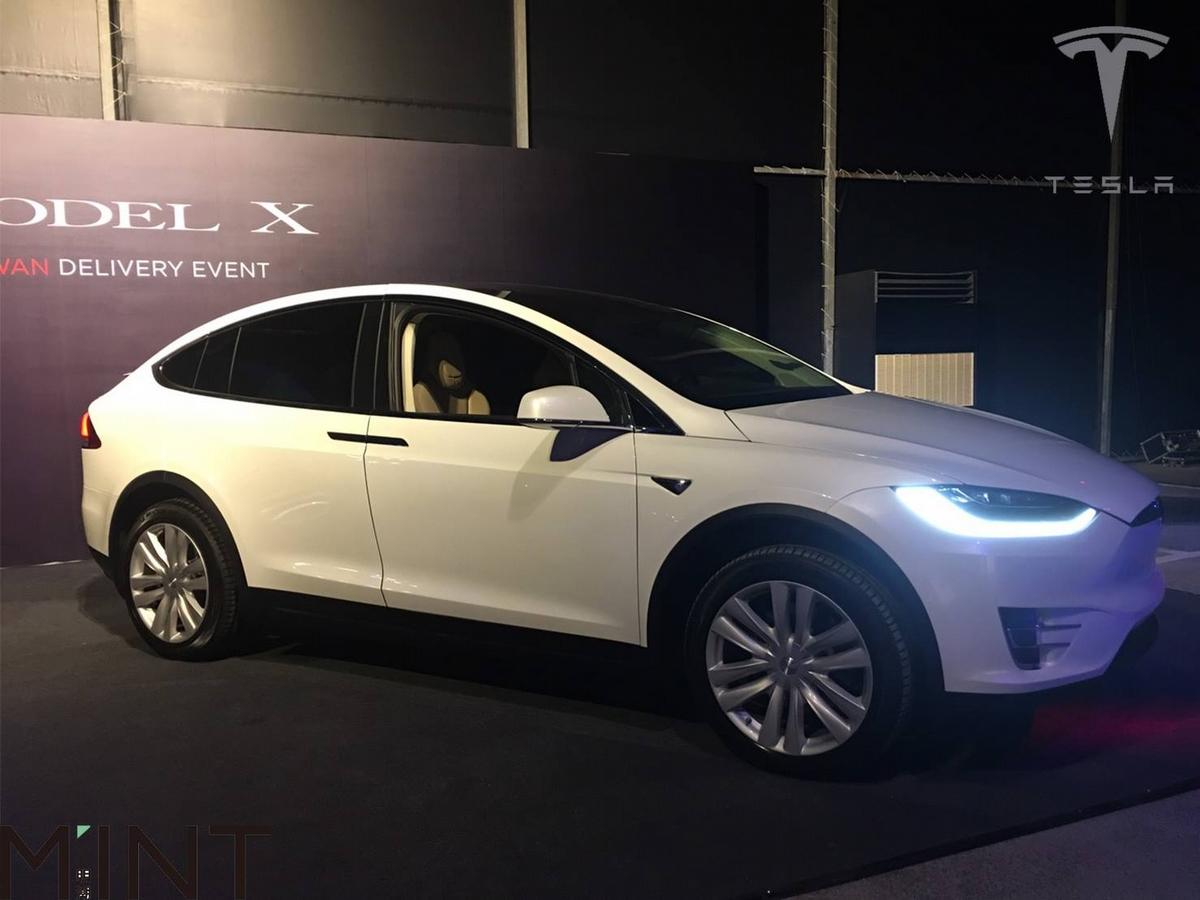 汽車界的未來趨勢!台灣迎接Tesla純電新紀元