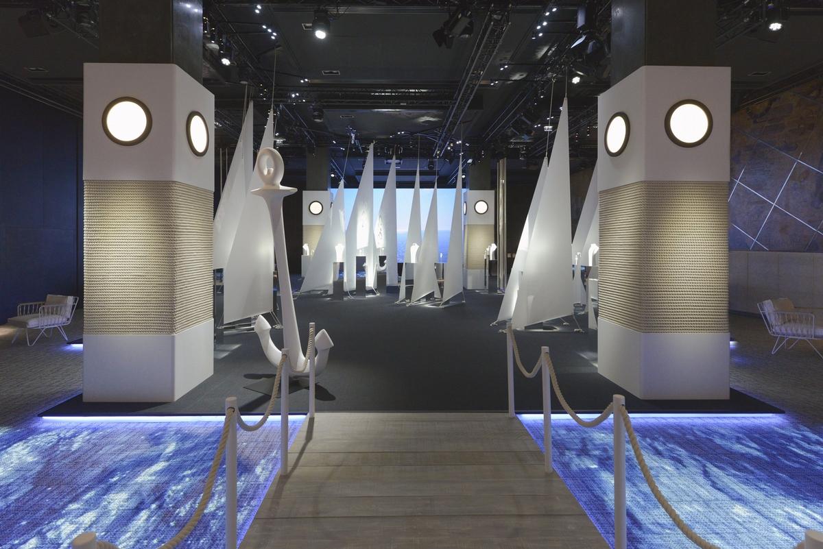 流光愛語  2017巴黎高級珠寶展