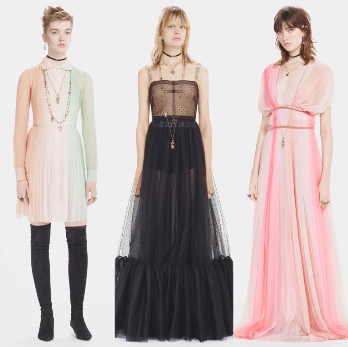 波希米亞風再度歸來?時尚部落客Chiara Ferragni化身民族風Lady Dior稱霸封面