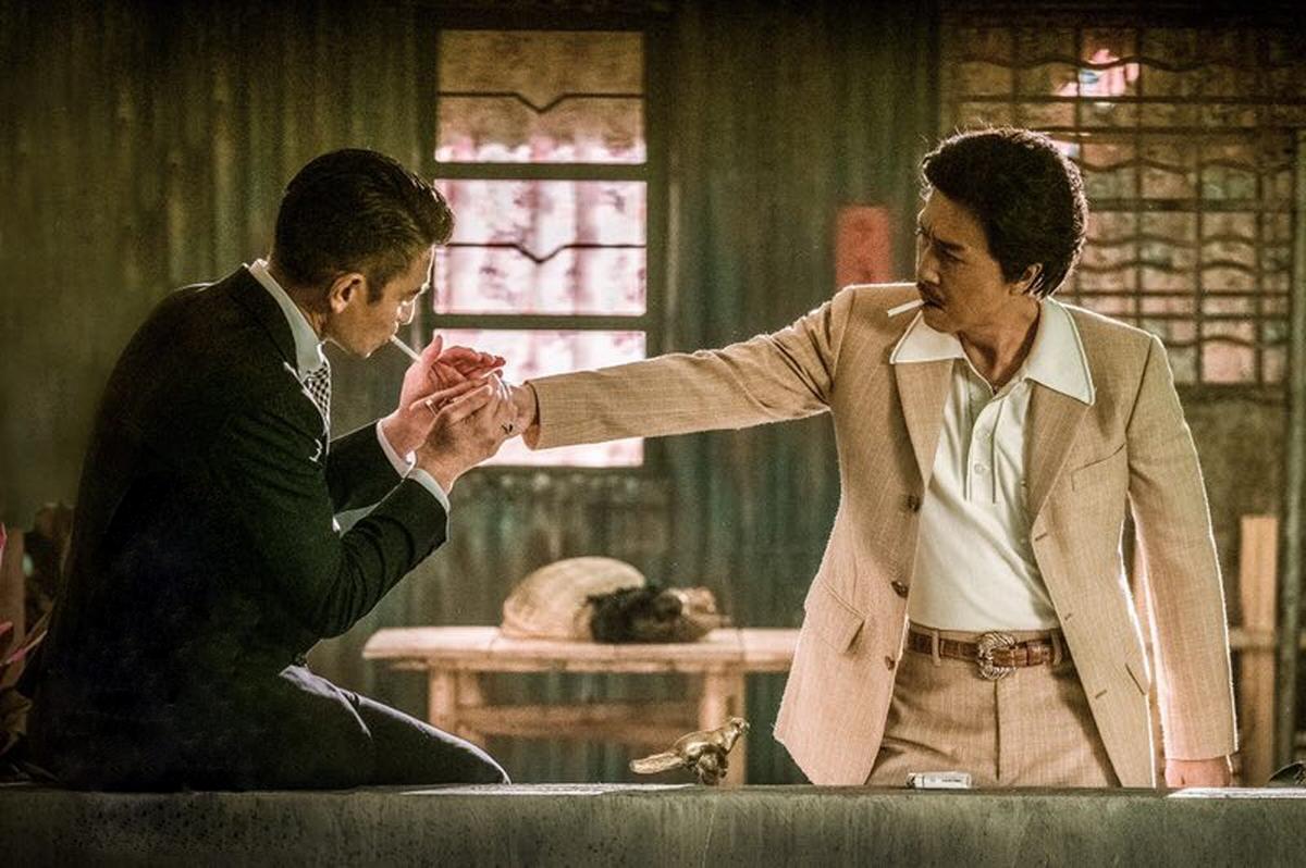 華仔《追龍》再演「雷洛」 首度交鋒甄子丹