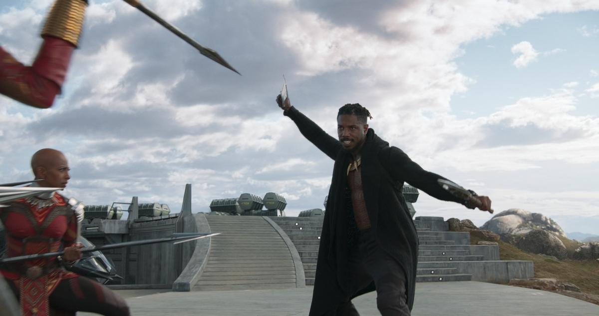 漫威革新之作《黑豹》揭秘瓦干達 查維克拜師鋼鐵人