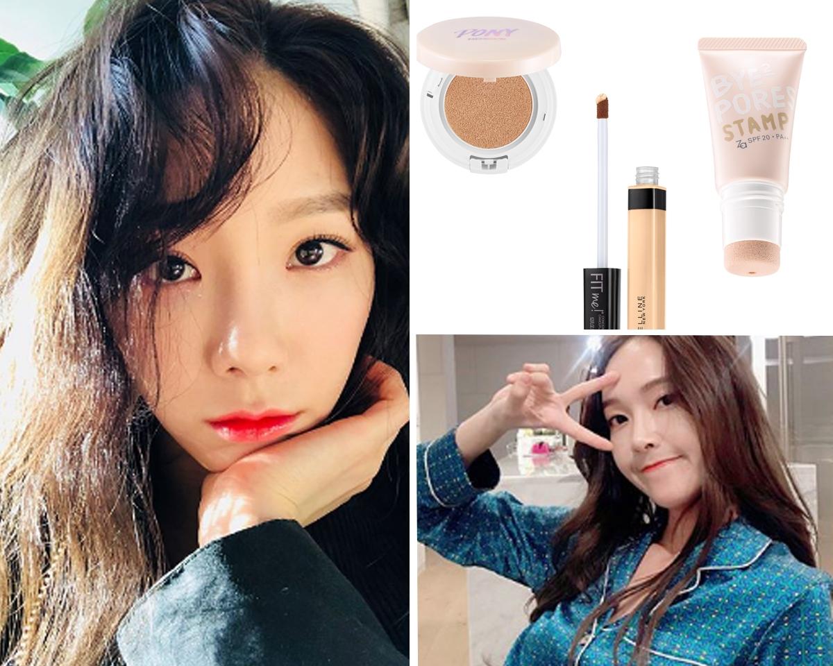 快跟上!泰妍、潤娥、泫雅等韓星們紛紛換上的「半霧感」底妝,2大重點這邊看