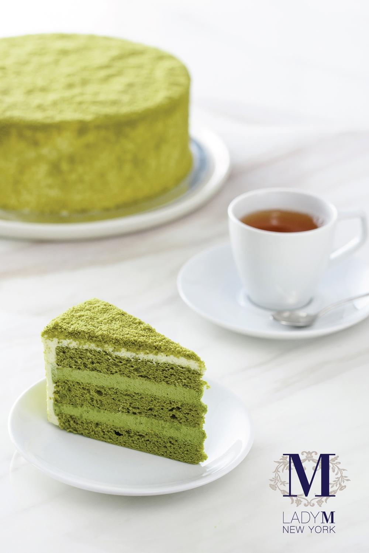 沒吃過別說你是抹茶控!Lady M推出4款「加倍濃郁」抹茶限定甜點