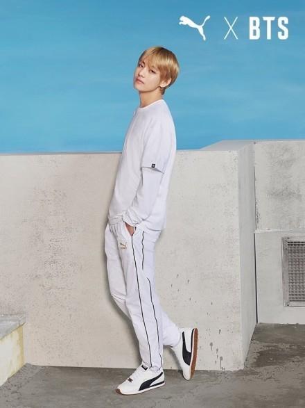 BTS防彈少年團成為PUMA全球品牌大使!限量鞋款韓國早已開賣搶翻天