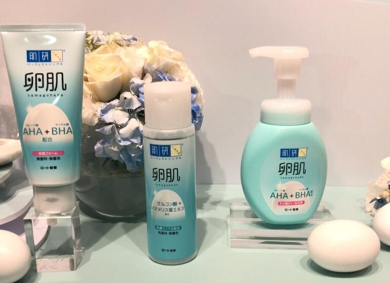 肌研卵肌溫和去角質化妝水,只為台灣美眉量身訂製啊