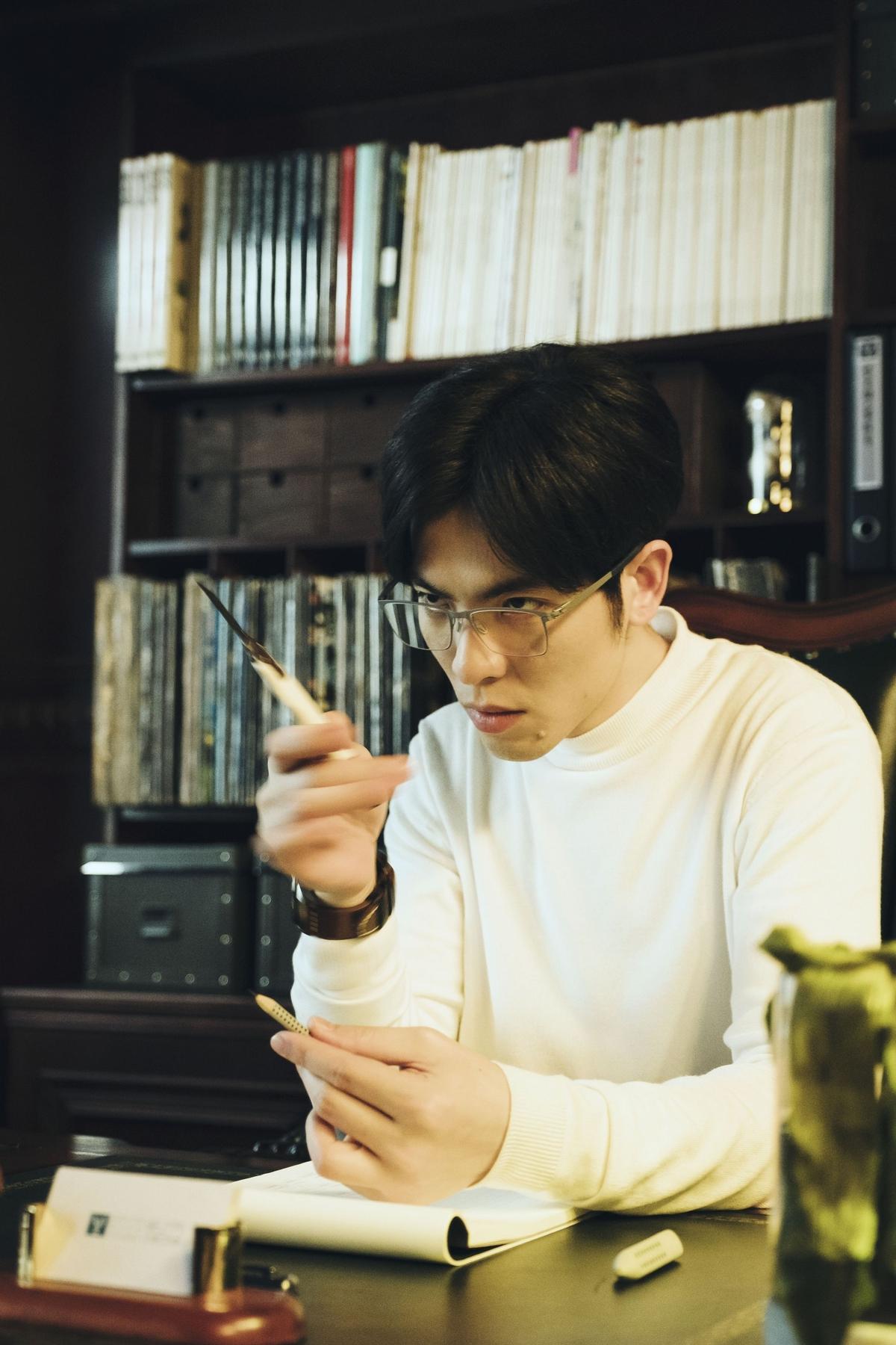 蕭敬騰扮心理權威 幫鬼諮詢挑戰自我極限