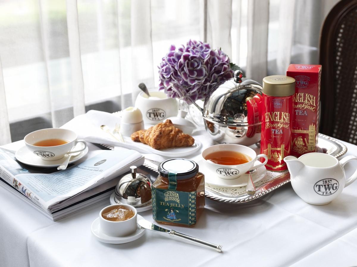 為了它假日早起我可以!TWG Tea法式鹹派、嫩蛋早午餐系列,搭配英式茗茶開啟療癒的一天