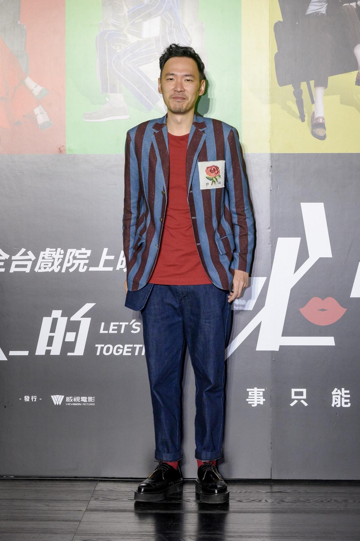 馬志翔招認「NG王」 柯佳嬿胸前貼大字報提詞