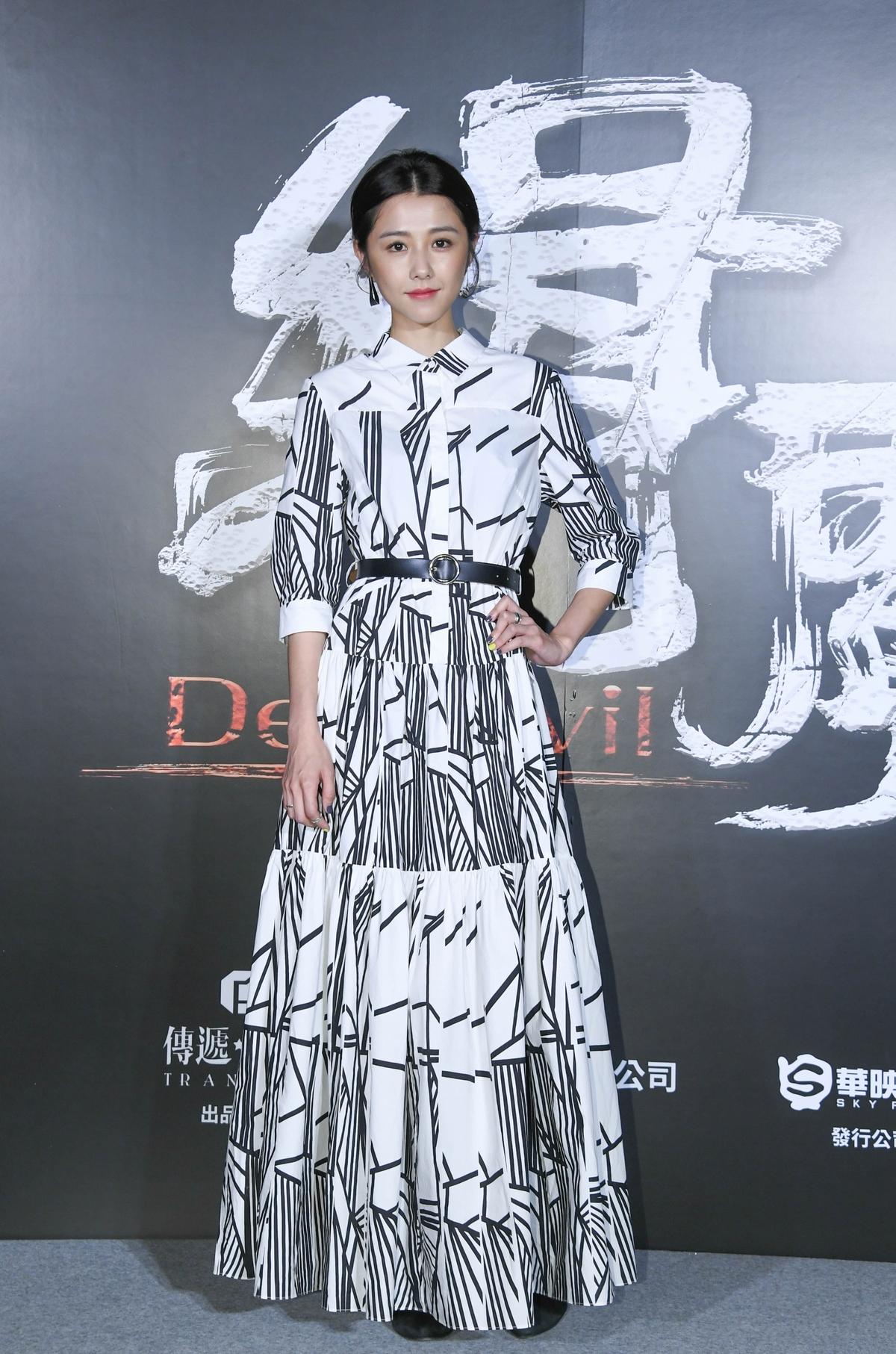 邵雨薇拍超限制級國片《緝魔》 片酬最高的竟是「她」