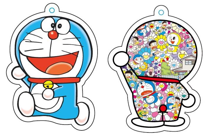 哆啦A夢遇上藝術家村上隆,讓UNIQLO掉進一片太陽花海!