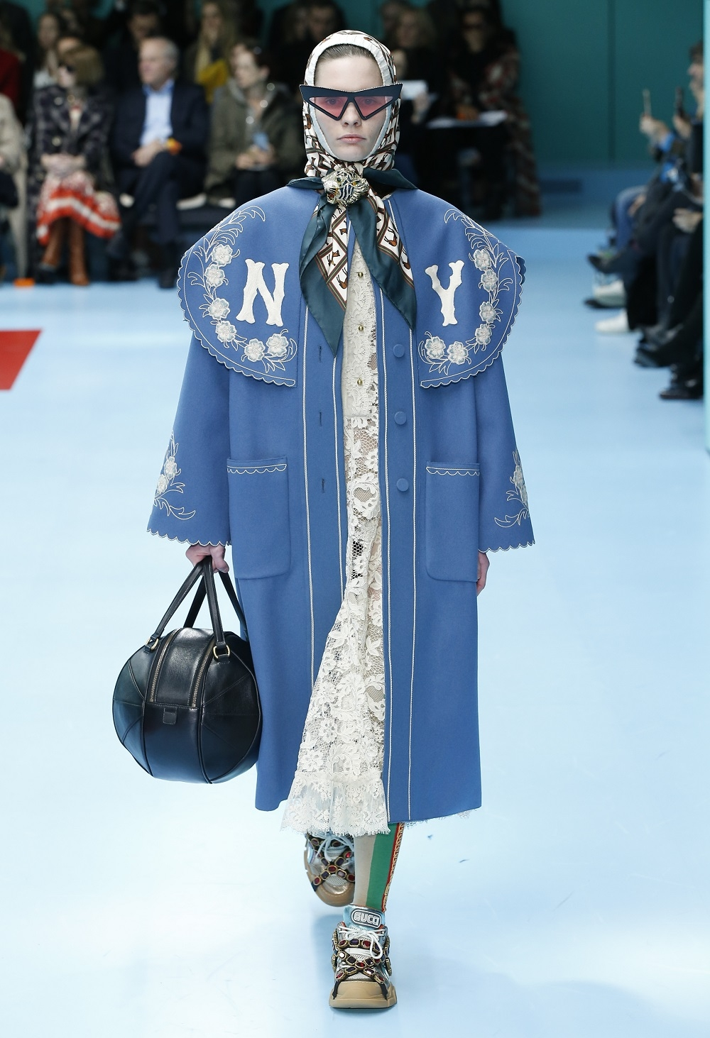 今年秋冬,跟著Gucci 來場混融的探險!