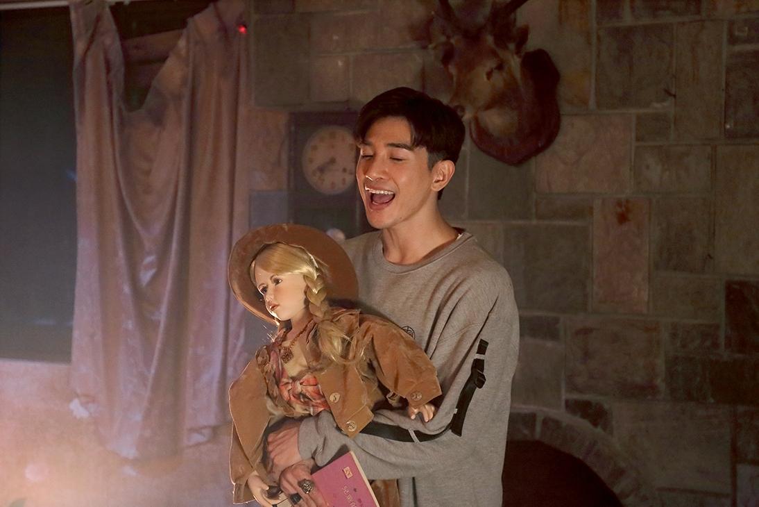 張立昂遭鬼娃娃附身 榜樣竟是KID