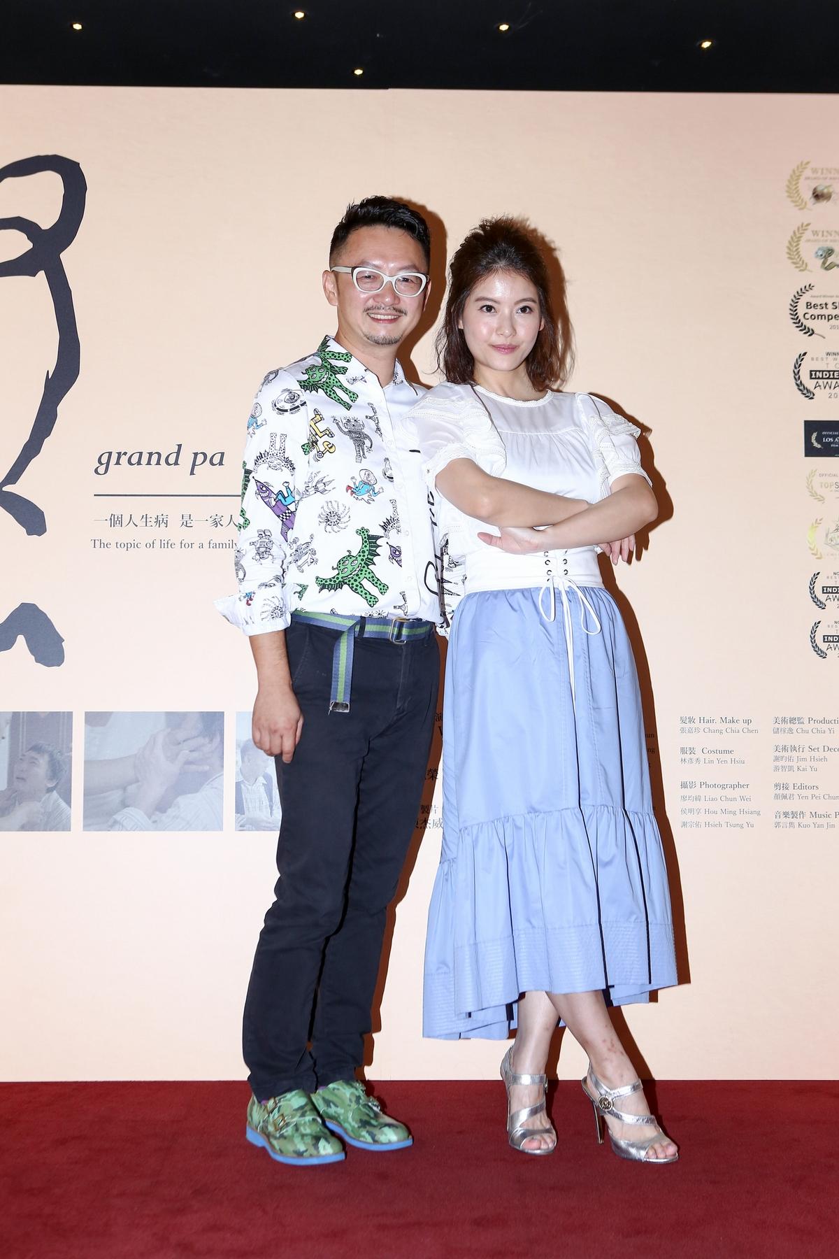 吳奇隆跨海獻聲力挺 台灣短片《阿公》國際影展發光