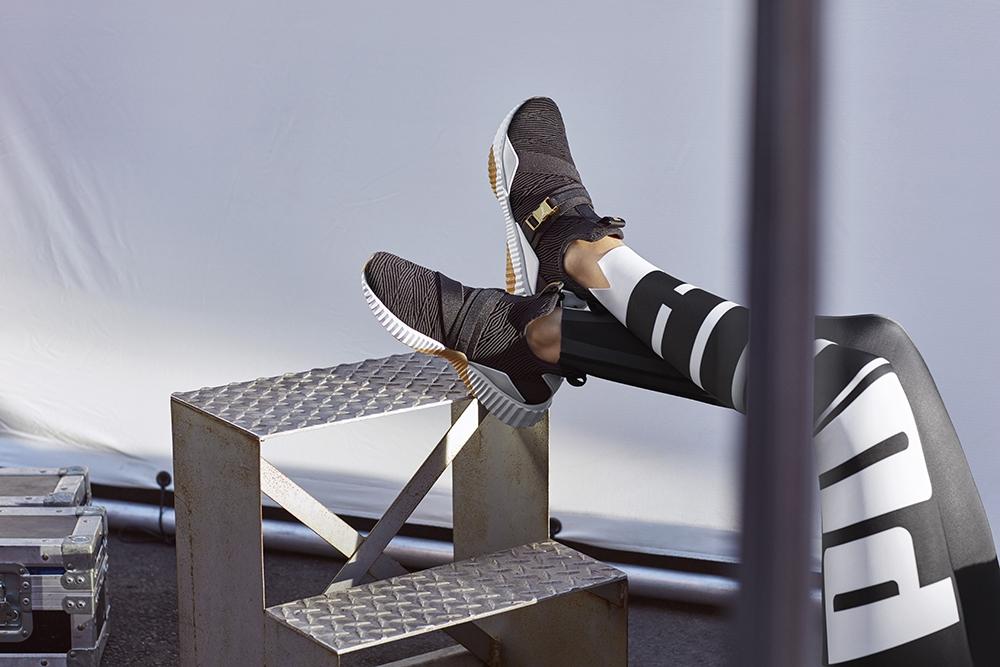 PUMA全新升級女力鞋履 賽琳娜、國際超模劉雯演繹時髦運動造型