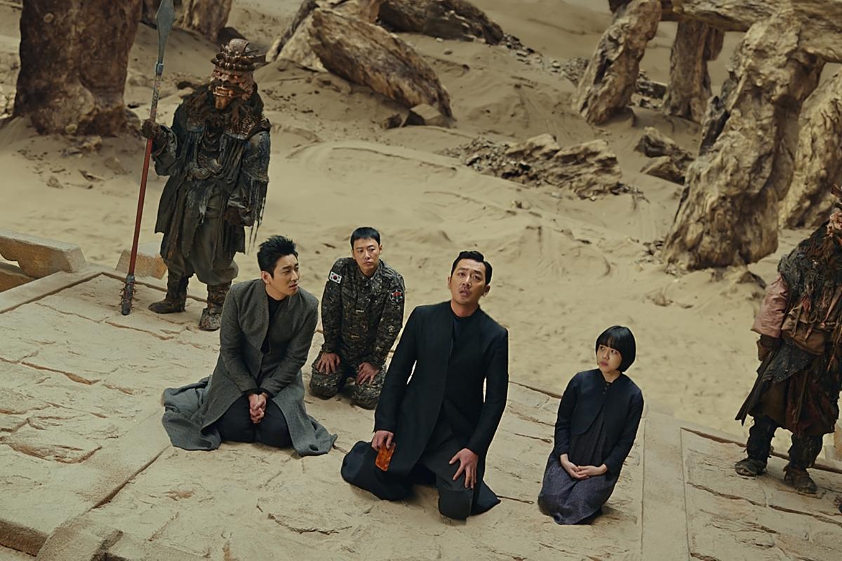 《與神2》IMAX版進軍全球 預告爆馬東石曾是陰間使者