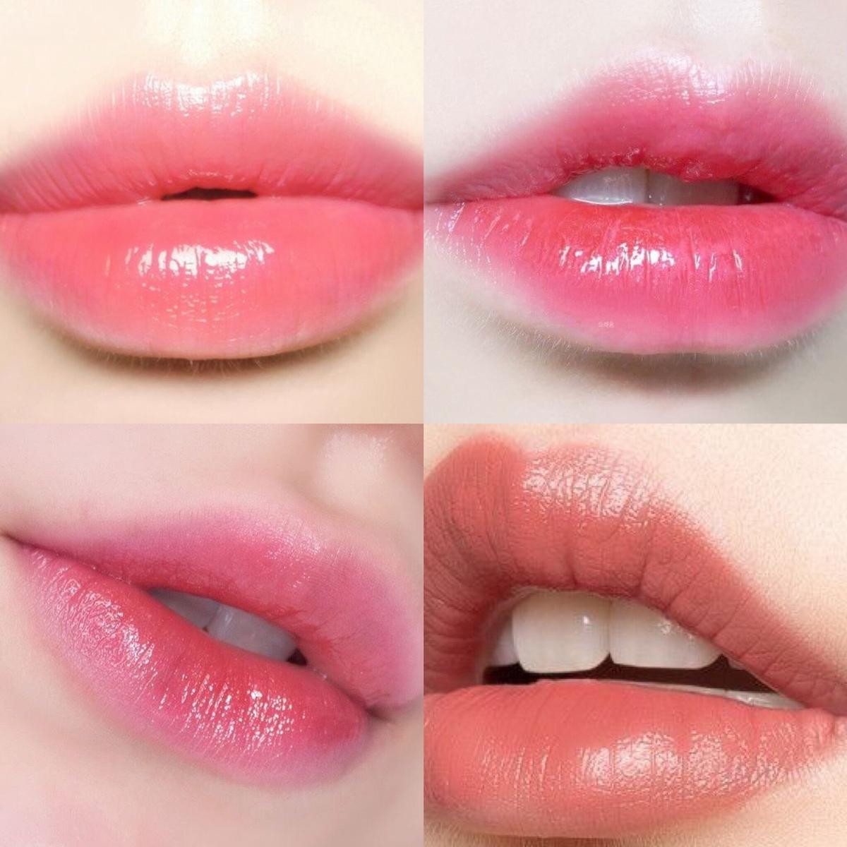 用過就回不去了的潤色護唇膏,拯救暗唇色就靠它了, DHC純攬潤色護唇膏一用暗沉唇色立即散退