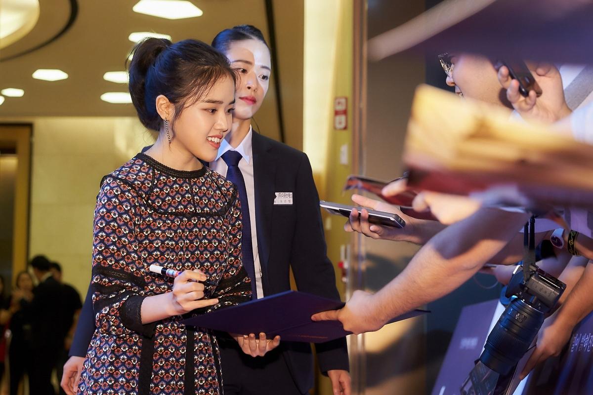 《與神2》韓國首映朱智勛寵粉  河正宇讚閻羅王最性感