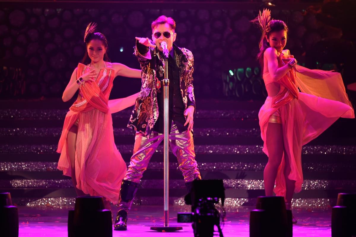 譚詠麟圓夢在台開唱 一次創下雙紀錄!