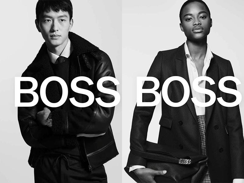 地表最強發電機!霍建華攜手BOSS演繹2018秋冬系列盡顯紳士魅力