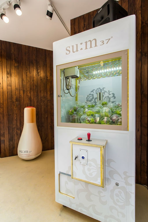 快來跟李鐘碩一起來感受微發酵的保養威力,『su:m37  微酵體驗館』幫肌膚補充健康能量!