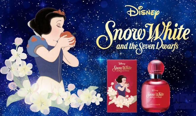 快來嚐一口大人女孩命定的紅蘋果,integrate 與白雪公主聯名彩妝絕不能放過!