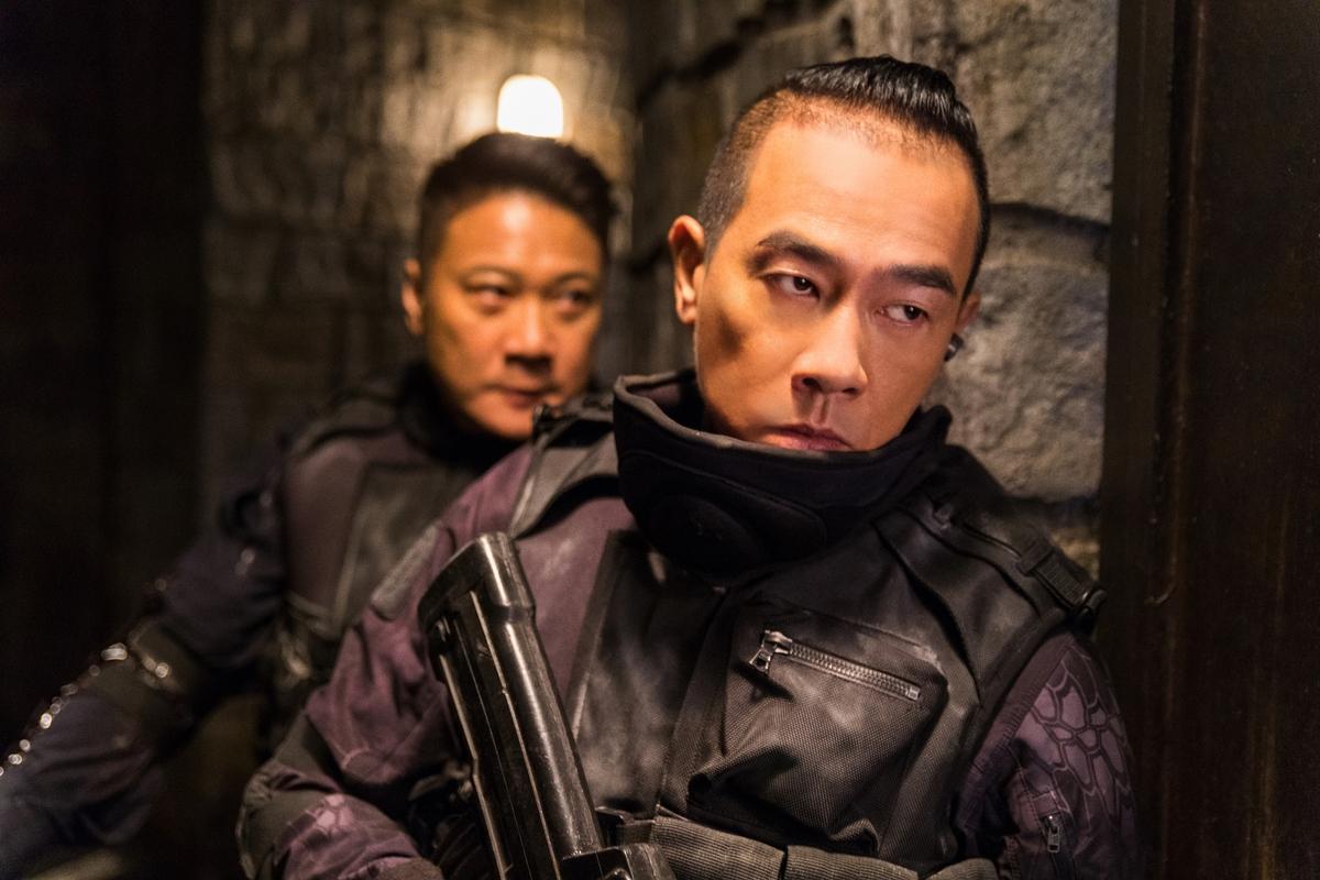 《黃金兄弟》推電影主題曲雙版本 鄭伊健、陳小春高唱兄弟情