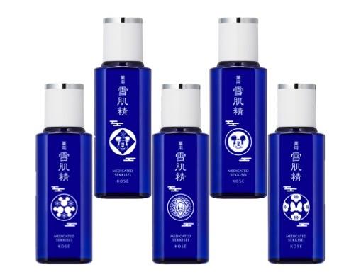 小心!換日本來台灣掃貨了,KOSE雪肌精化水與妝迪士尼DISNEY推出海外限量聯名包裝,太可愛,太危險了!