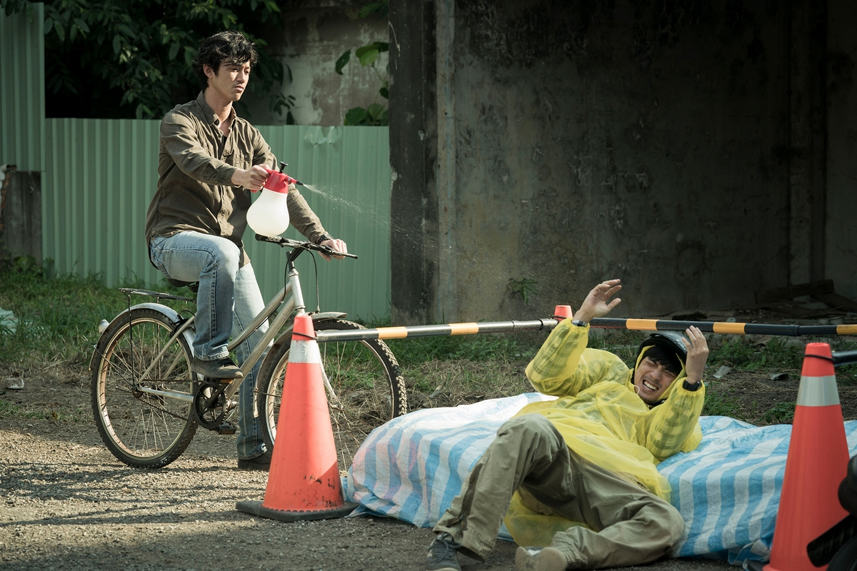 釜山影展/吳慷仁激戰幫派殺血路 邱澤扮同志當「小王」