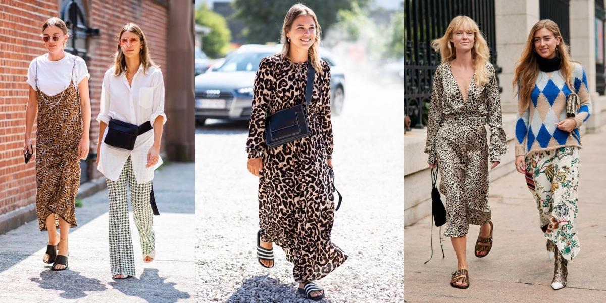 如何將豹紋穿搭不老氣, 紐約時裝周的街拍潮人示範給你看!