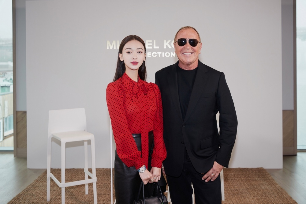 Michael Kors  2019 春季時裝秀,楊冪、吳謹言、安心亞、莫莉各個氣勢非凡美到逆天!