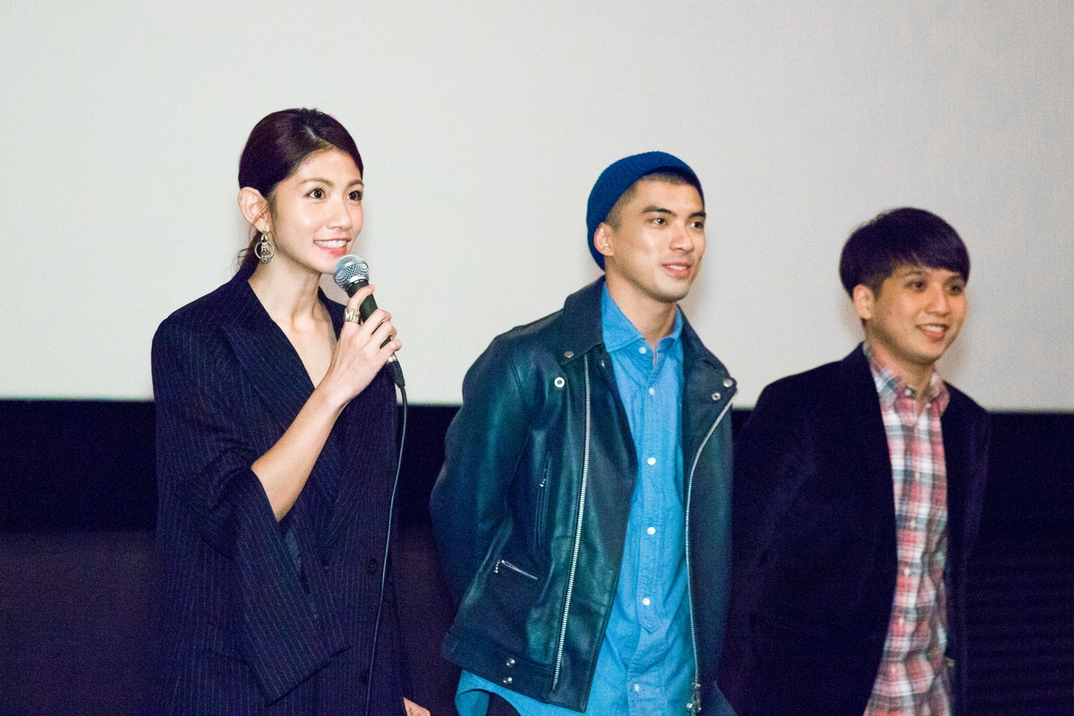 釜山影展/太陽女神李千娜發威 颱風撤退《狂徒》首映迎晴空