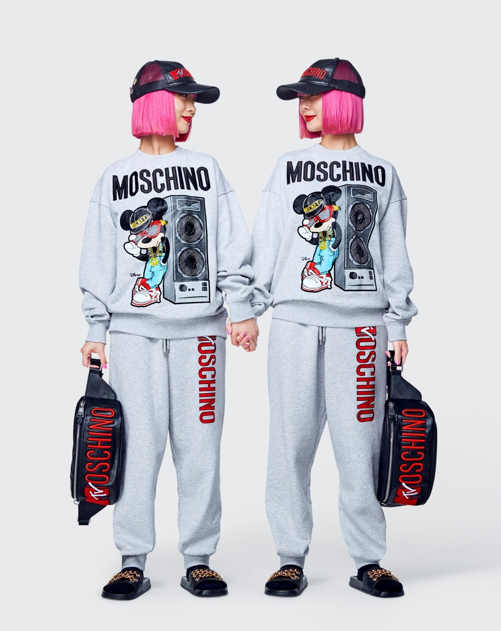 讓人每樣都想買!MOSCHINO [TV] H&M重磅聯名系列搶先預覽