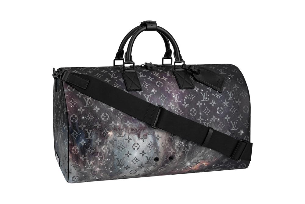 飛向宇宙浩瀚無垠! LV推出「Monogram Galaxy」系列,靜謐星空上身美哭了