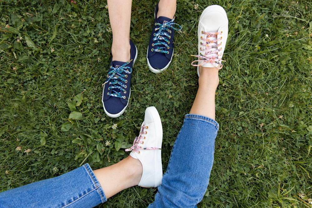 繁花下的最美「鞋」奏曲!Keds X RIFLE PAPER CO.聯名鞋款,一穿氣質爆棚超仙氣