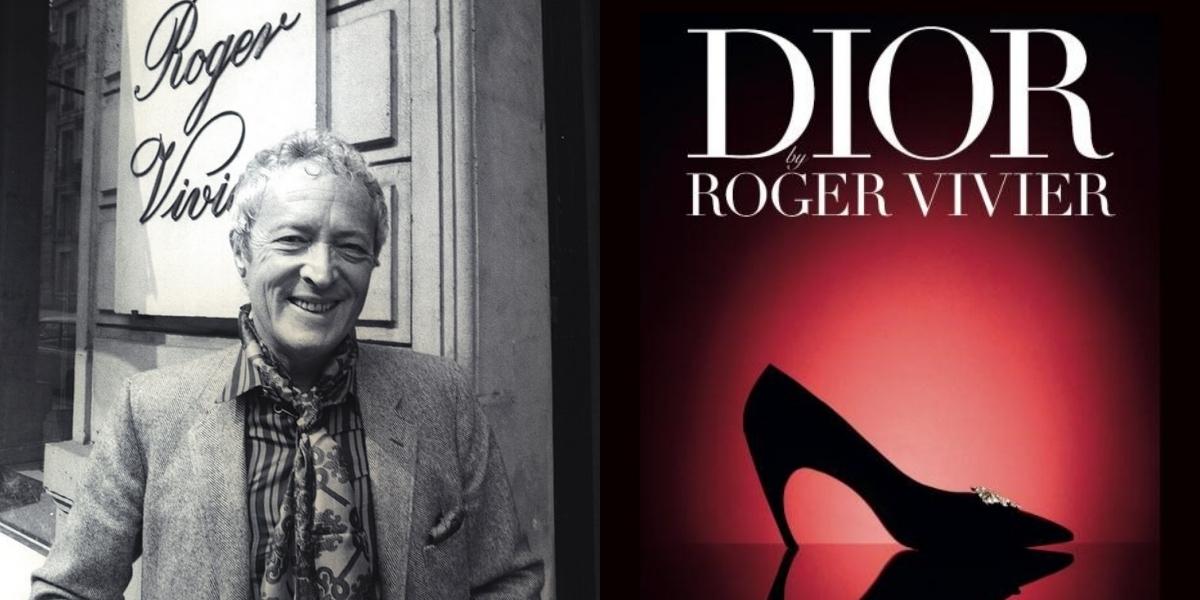 十年間的黃金時代!《DIOR BY ROGER VIVIER》一段關於鞋履與華服的絕美藝術史