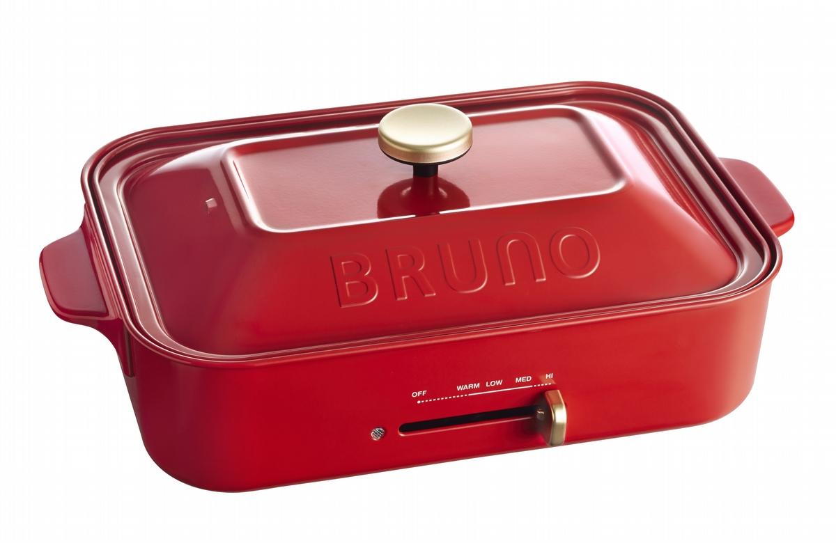只要這一台就夠了!風靡全球的日本BRUNO重磅登台,任何料理皆能輕鬆搞定