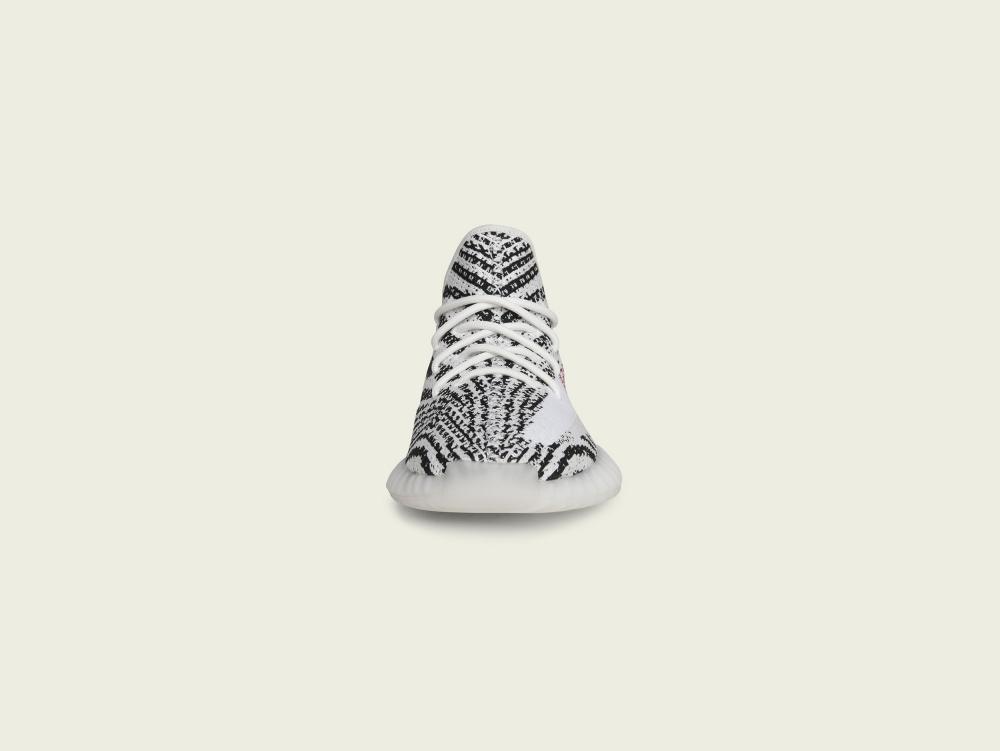 下一雙必買的夢幻球鞋!adidas + KANYE WEST YEEZY系列黑白雙色帥氣破表