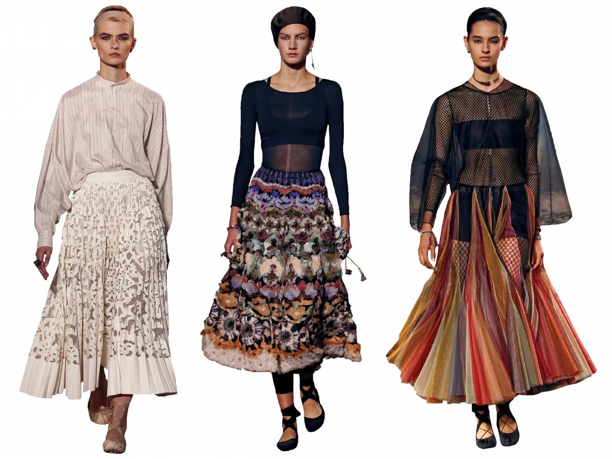〈2019春夏巴黎女裝周〉Dior  舞吧舞吧,否則我們只會迷失