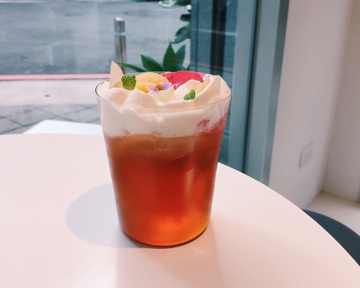 東方品茶精神x法式甜點靈魂