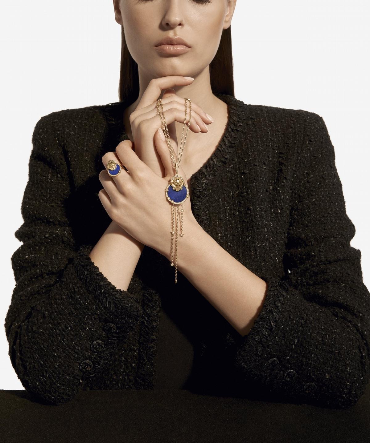 香奈兒與威尼斯之獅 Chanel Sous le Signe du Lion