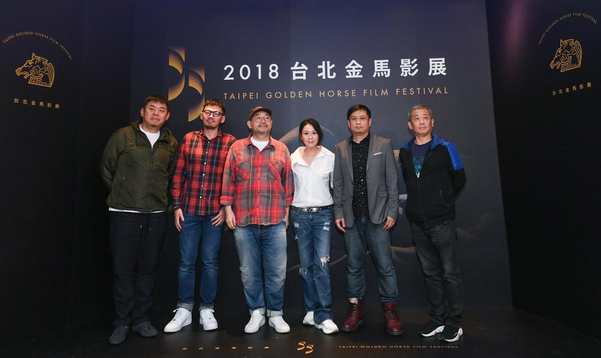 金馬55/劉若英送影迷粘豆包 吸韓國粉絲飛來朝聖