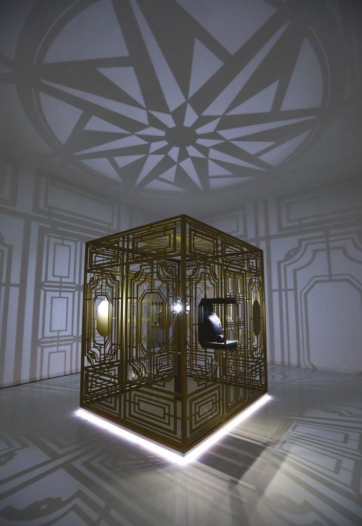 在上海,遇見紐約!「鑽石之王」海瑞溫斯頓《從「星」看紐約》32件新作點亮夜上海