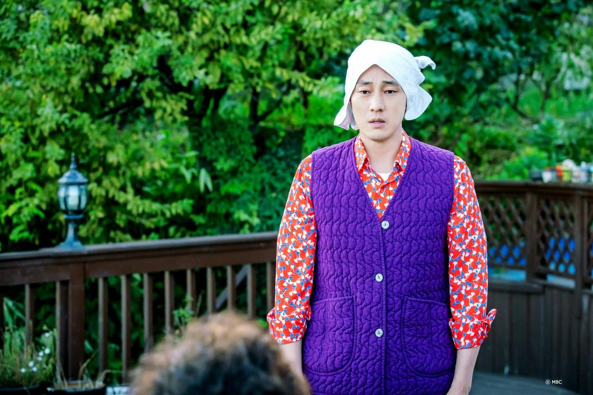 蘇志燮七度來台哈麻婆豆腐  靠軟糖收服雙胞胎