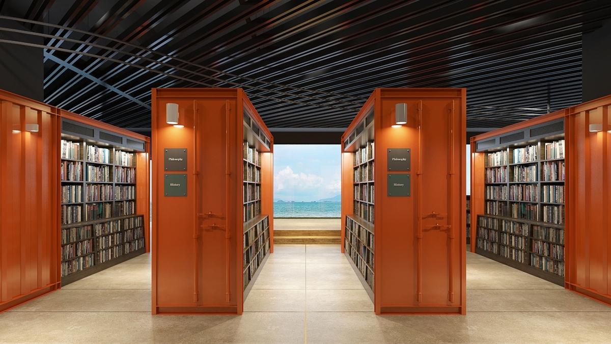 誠品台中三井店12/12日開幕,全台唯一海景誠品書店就在這