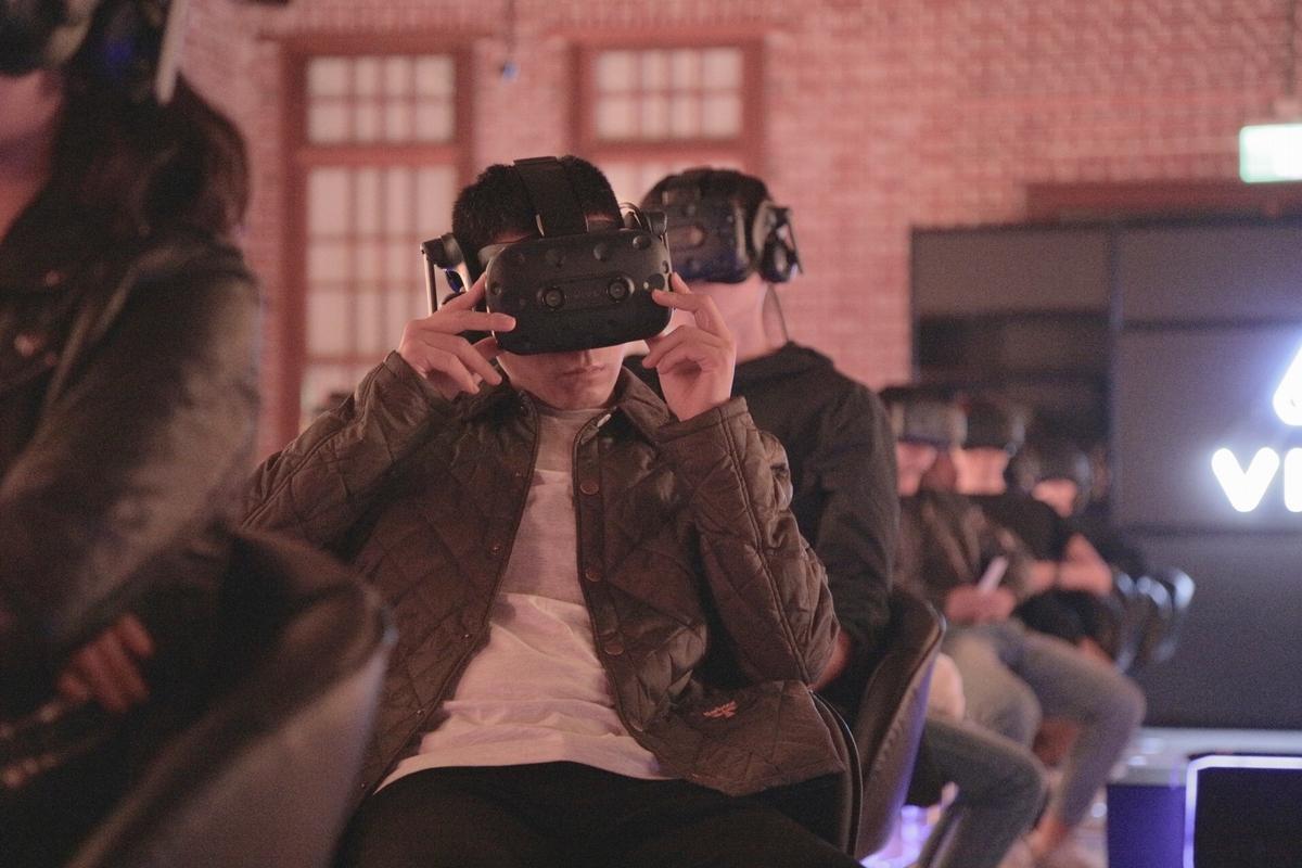 趙德胤拍VR自嘲演技差 導戲不生氣都自己胃痛