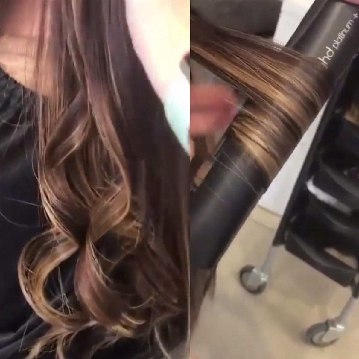 「捲過的髮絲,真的自帶光澤,而且捲度還很持久」專業美髮品牌ghd全新白金造型夾,用過的都讚不絕口